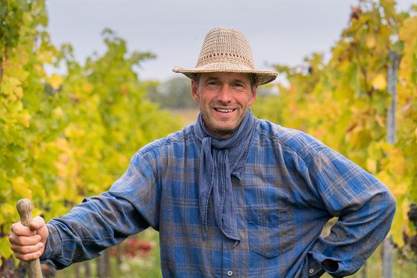 organic, biodynamic and natural winemaker ralf wassmann
