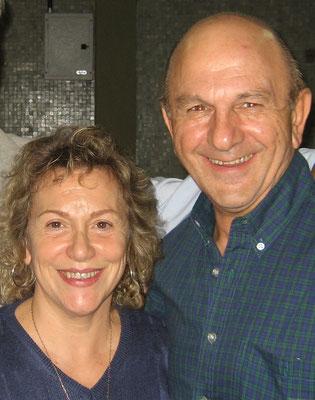 Graciela y Oscar Loderer