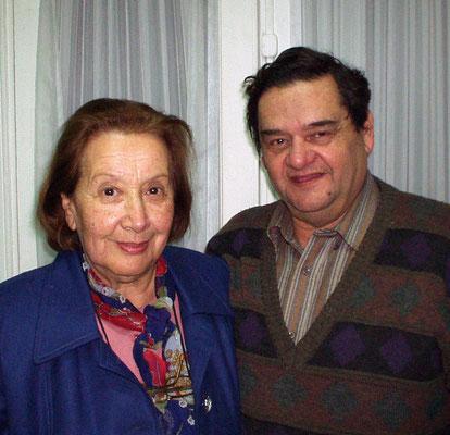 Esther y Arnold Witzel