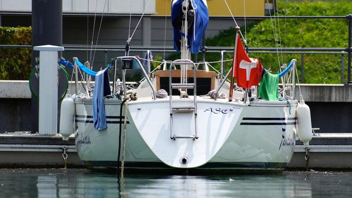 Sieger der Tourenwoche 2014 - Olivier und Barbara Grobet - 2015 aus der Schweiz. Wir freuen uns schon!