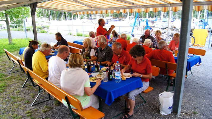 Grillabend - Lochauer Yacht Club