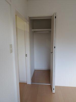 小町第一マンション(2階)after 洋室 収納