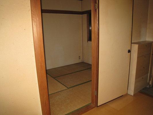 小町第一マンション(2階)befor 和室を