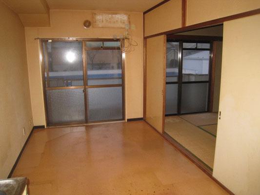 小町第一マンション(2階)befor