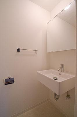 :洗面所のリフォーム事例