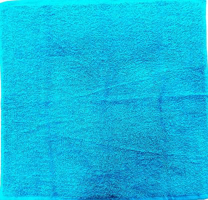 Paño cocina Dolz liso Azul