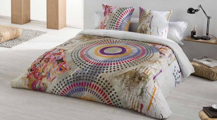 Funda Nordica Modelo Colors (Disponible en Malva y Fucsia) Tambien en Bouti y Edredon Ajustable. Medidas y precios disponibles para camas de: 90cm (83€) 105cm (87€) 135cm (105€) 150cm (107€) 180cm (122€)