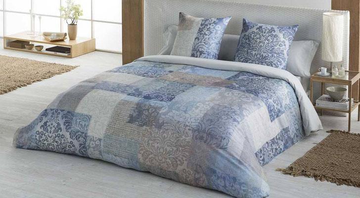Funda Nordica Modelo Free (Disponible en Azul y Naranja) Tambien en Bouti y Edredon Ajustable. Medidas y precios disponibles para camas de: 90cm (83€) 105cm (87€) 135cm (105€) 150cm (107€) 180cm (122€)