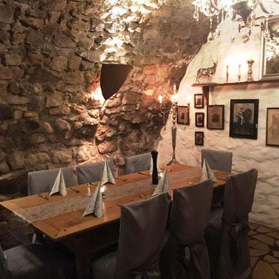 Restaurant mit Gewölbekeller Heppenheim