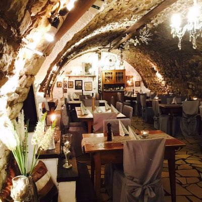 Gewölbekeller Cafe Bistro Filou