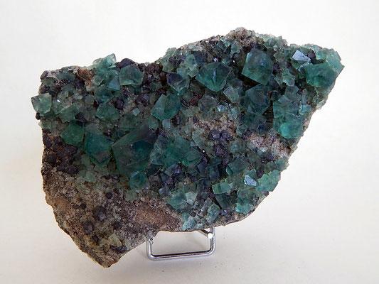 Fluorit, Bleiglanz - Weardale, England