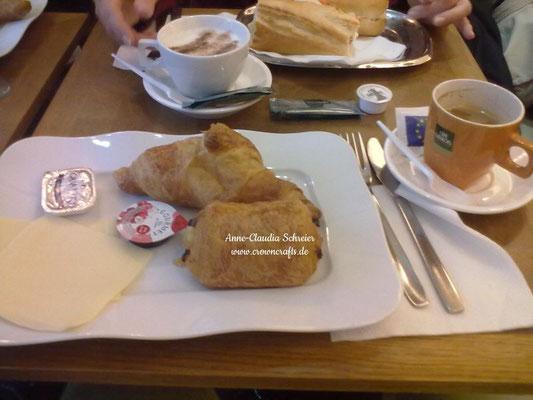Hm, ich liebe Frühstück! ;-)