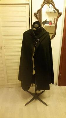 Mantel ohne Kapuze