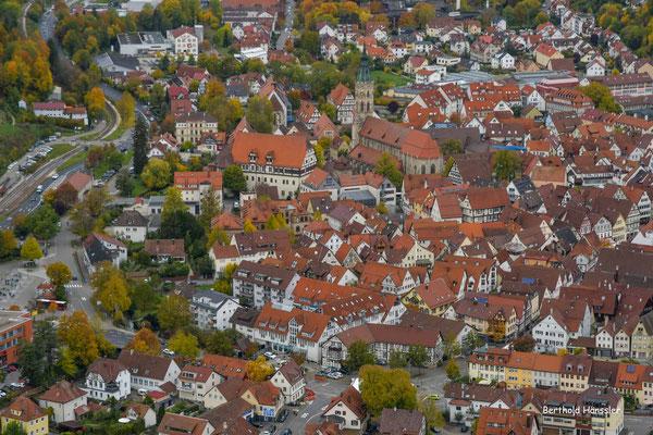 Oktober 2020, Hochbergsteig bei Bad Urach