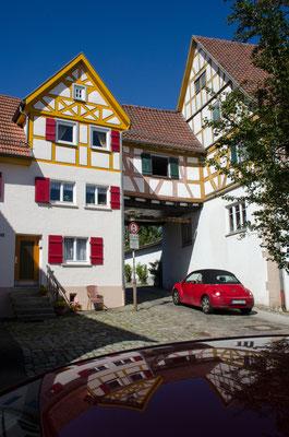 Oberes Tor in Rechberghausen