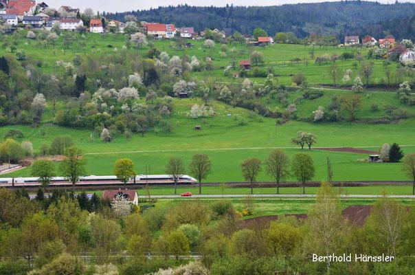 Zwischen Uhingen und Ebersbach