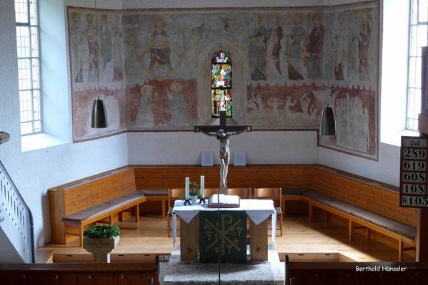 Bezgenriet - Kirche