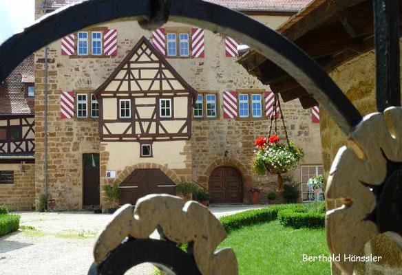 Schloss Ramsberg ist in Privatbesitz und nicht öffentlich zugänglich