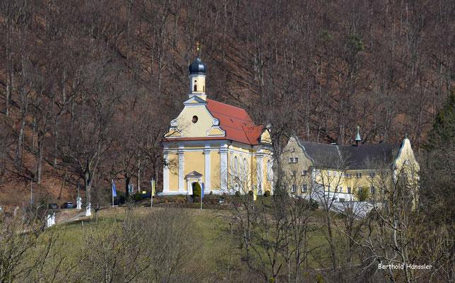 Wallfahrtskirche Ave Maria