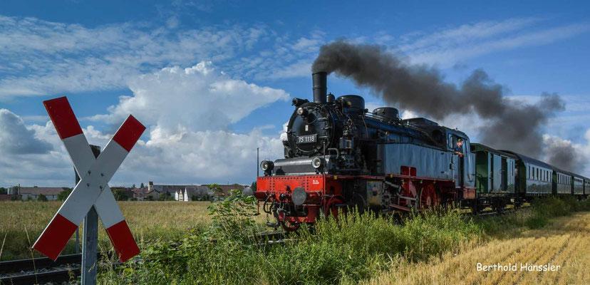 Lokalbahn bei Waldhausen