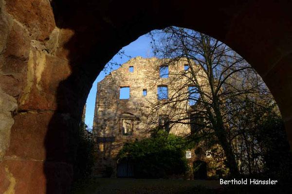Ruine Scharfenberg