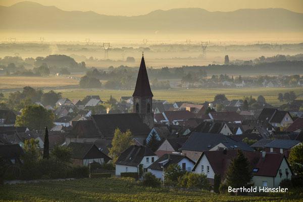 Elsass - Wettolsheim