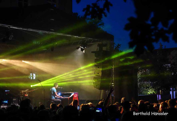 Eislingen - Filstalrock 2019 mit Coldplay-Revival
