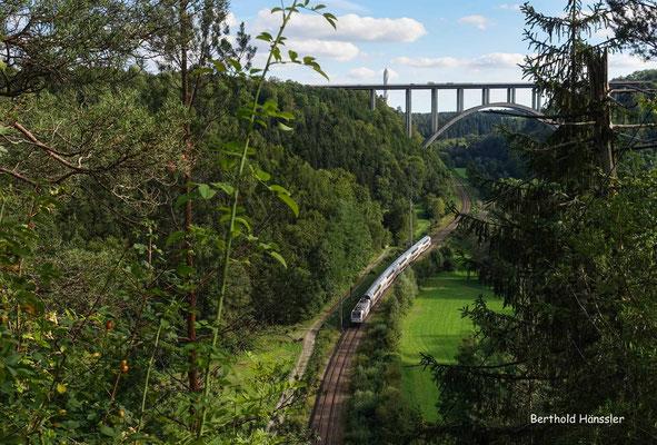 September 2020 Baden Württemberg, Neckartal bei Rottweil