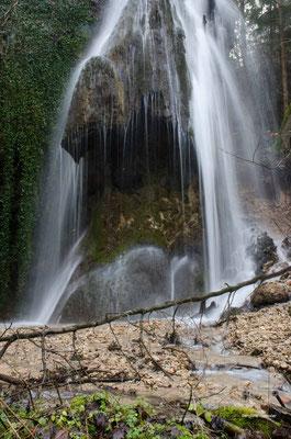 Wasserfall bei Unterdrackenstein