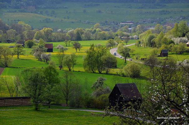 Zwischen Reichenbach und Hausen