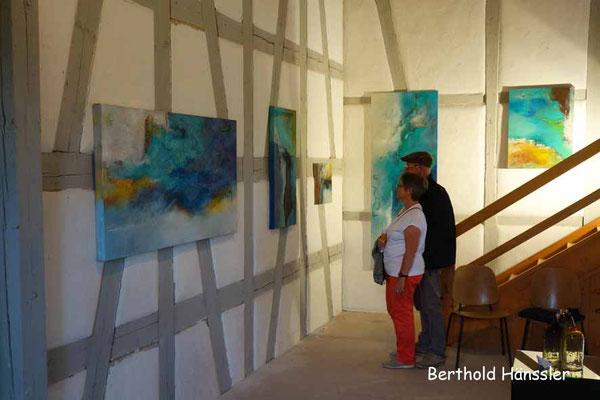 Kirbe Garagen-Kunst in Wangen-Oberwälden