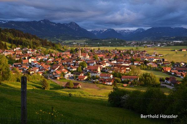 Allgäu - Burgberg