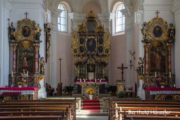 Kirche in Birenbach