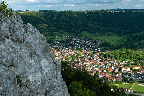August 2021, Hausener Felsenkranz, Bad Überkingen