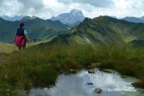Bregenzer Wald - Wanderung vom Niederen zur Winterstaude