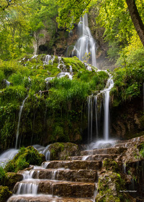 Mai 2021, Uracher Wasserfall