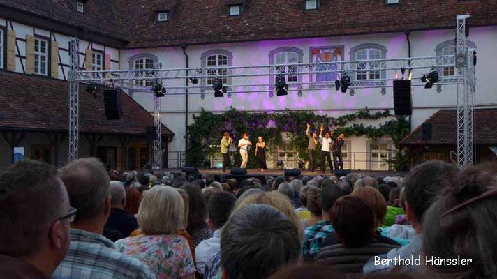 Musik auf Schloss Filseck