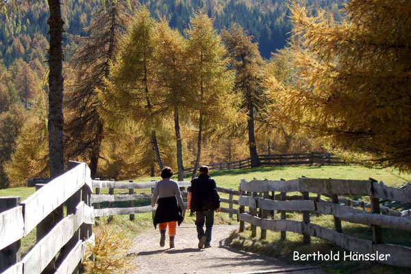 Südtirol - Jenesien
