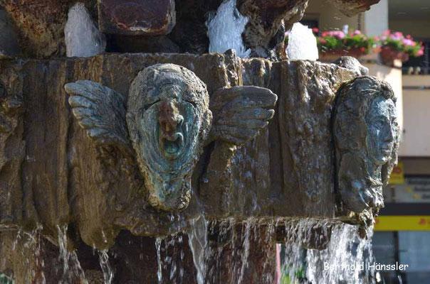 Brunnen in Salach