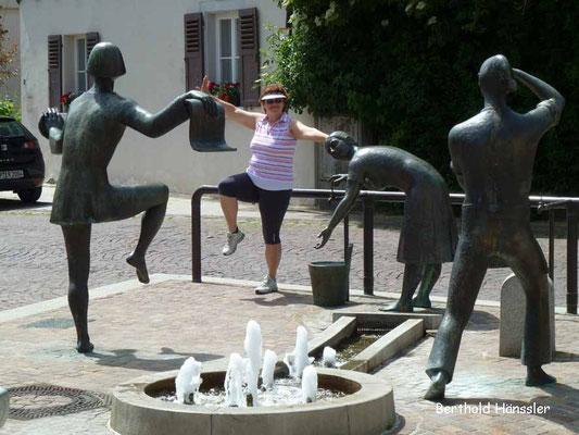 Gingen - Schnapperbrunnen
