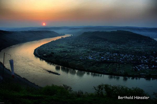 Vierseenblick bei Boppard am Rhein