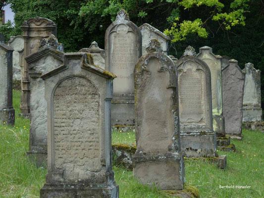 Jebenhausen - Jüdischer Friedhof