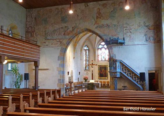Kirche in Gingen