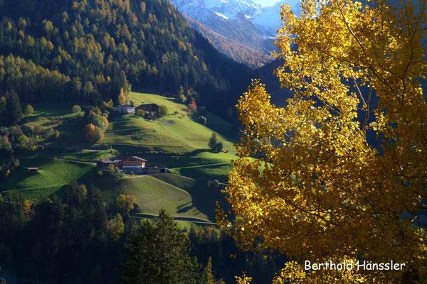 Südtirol - Am Jaufenpass