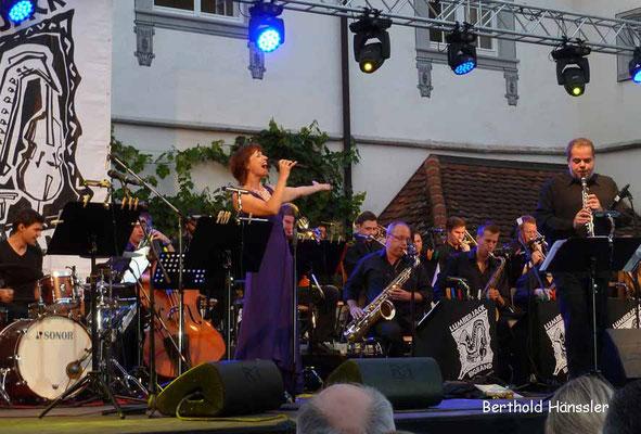 Musik auf Schloss Filseck mit Annette Frank
