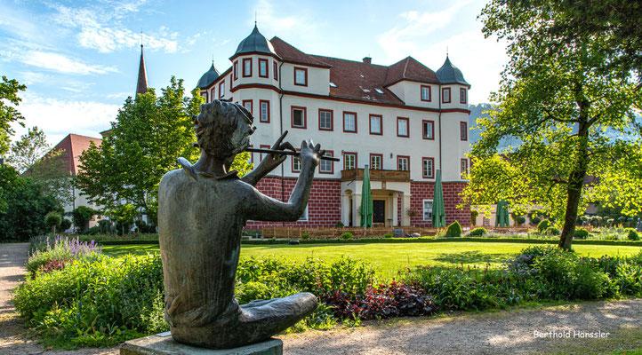 Juni 2021, Schloss in Donzdorf