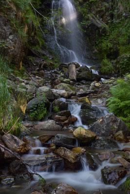 Schwarzwald - Fahler Kaskadenwasserfall