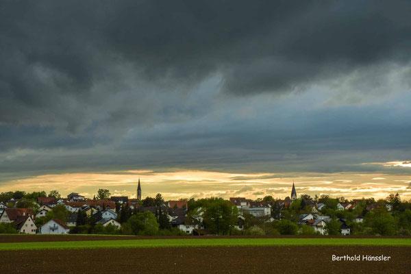 April 2020, Heiningen