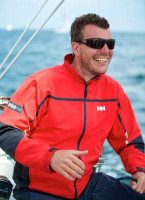 Rouven Sach | Sailing Coach Kiel Ostsee