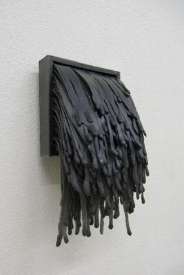 Flow 2012, Wachs, 10x8x20cm